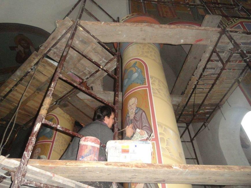 Визуализированная молитва наполнила мариупольский храм (ФОТО), фото-14