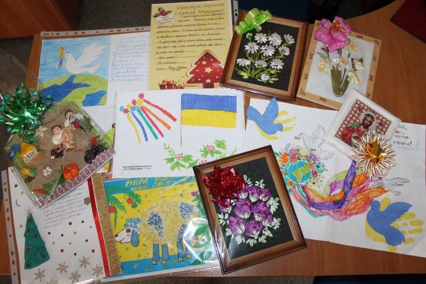 Сочельник для детей работников предприятий «УОПТ» и «Экоильичпродукт» (фото) - фото 5