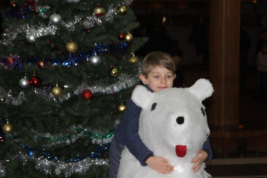 В Днепропетровске уже второй день гостят дети с Донбасса, фото-6