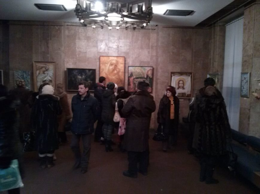 В музее истории Днепродзержинска завершилась праздничная рождественская программа (фото) - фото 4