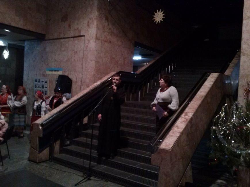 В музее истории Днепродзержинска завершилась праздничная рождественская программа (фото) - фото 3