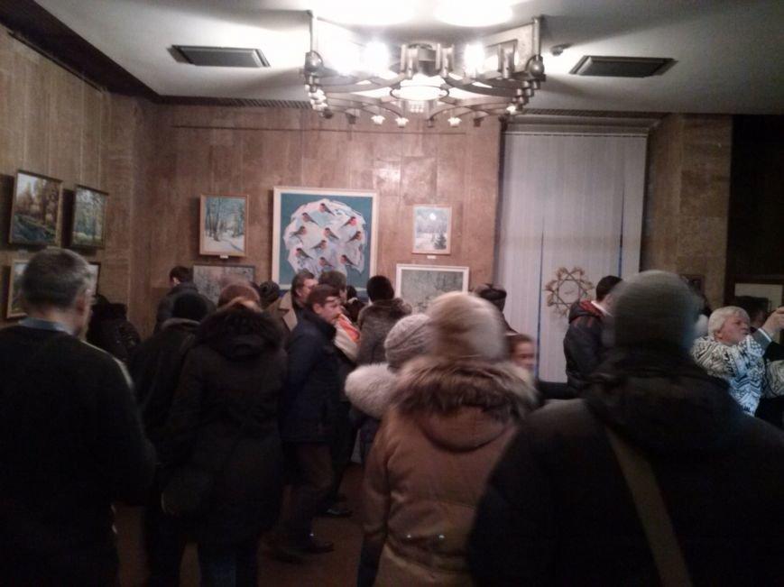 В музее истории Днепродзержинска завершилась праздничная рождественская программа (фото) - фото 5