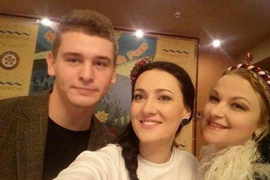 Українські зірки змайстрували дідуха та приготували кутю (ФОТО) (фото) - фото 8