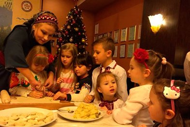 Українські зірки змайстрували дідуха та приготували кутю (ФОТО) (фото) - фото 4