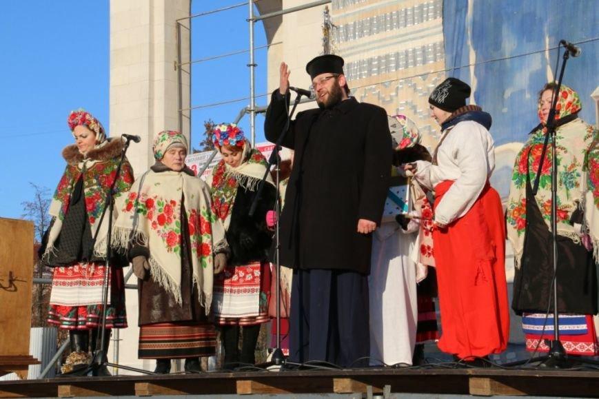 В Чернигове на Рождество прошло сразу два вертепа, фото-5