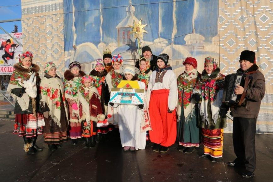 В Чернигове на Рождество прошло сразу два вертепа, фото-2