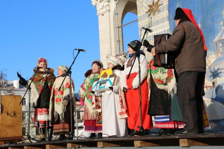В Чернигове на Рождество прошло сразу два вертепа, фото-4