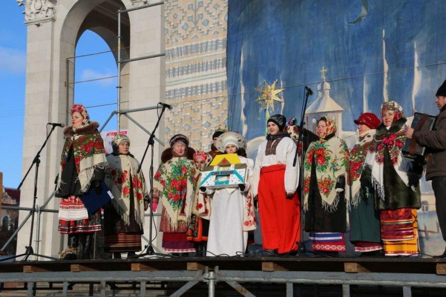 В Чернигове на Рождество прошло сразу два вертепа, фото-3