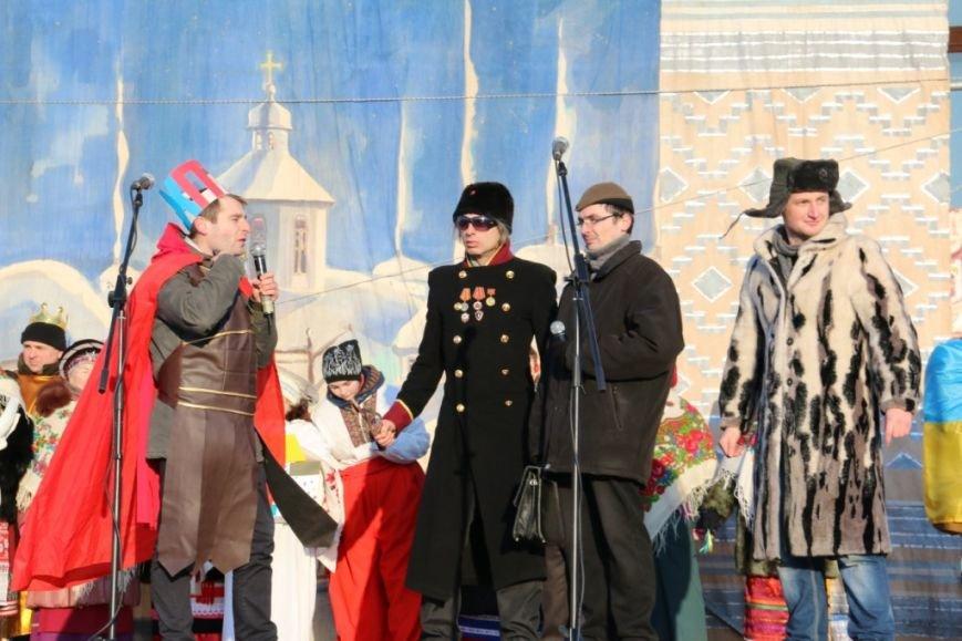 В Чернигове на Рождество прошло сразу два вертепа, фото-7