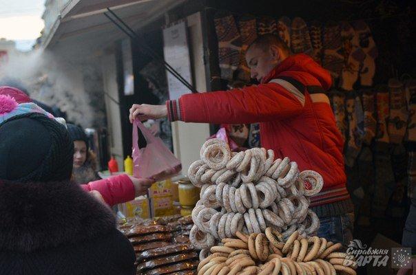 У Львові стартувало Свято Пампуха. День перший (ФОТОРЕПОРТАЖ) (фото) - фото 6