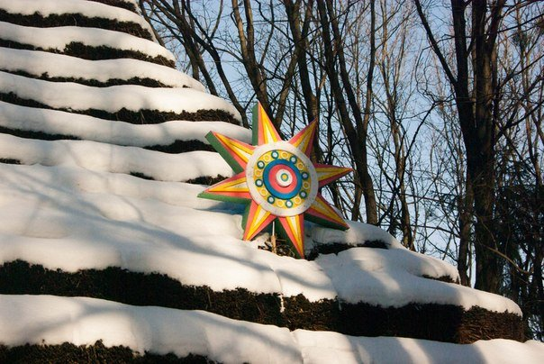 Різдво у Шевченківському гаю: забави, майстер-класи та конкурси (ФОТОРЕПОРТАЖ) (фото) - фото 7
