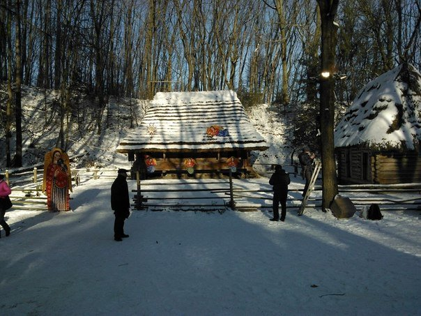 Різдво у Шевченківському гаю: забави, майстер-класи та конкурси (ФОТОРЕПОРТАЖ) (фото) - фото 10