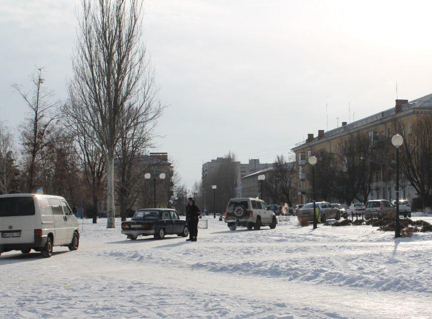 В Артемовском районе прошел автопробег за мир и единство, фото-3