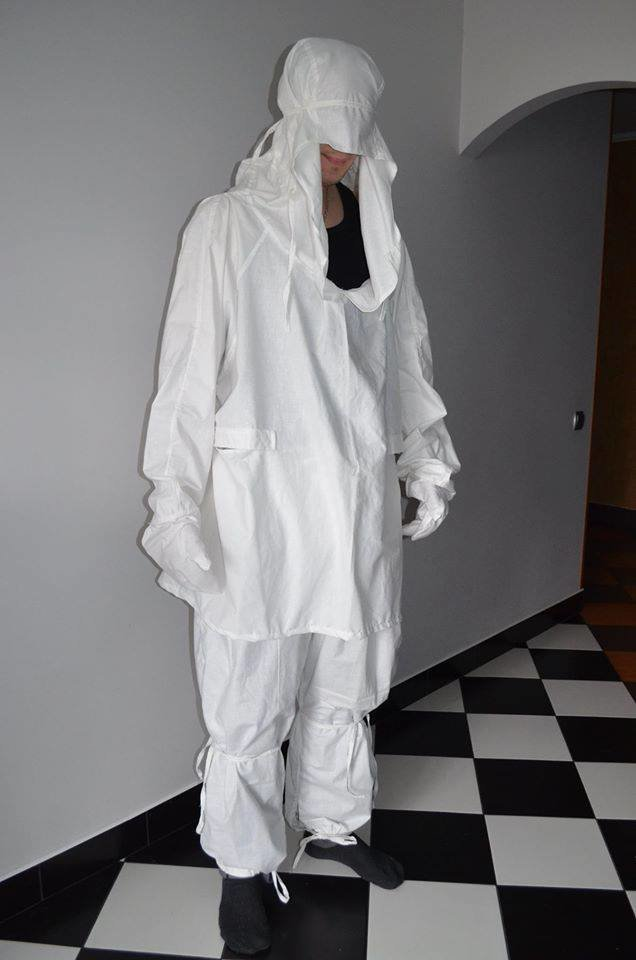 Тернопільським бійцям терміново потрібні маскувальні халати (фото) - фото 1