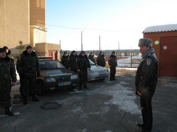 В Николаев из Донбасса вернулись ГАИшники в рамках ротации (ФОТОРЕПОРТАЖ) (фото) - фото 1