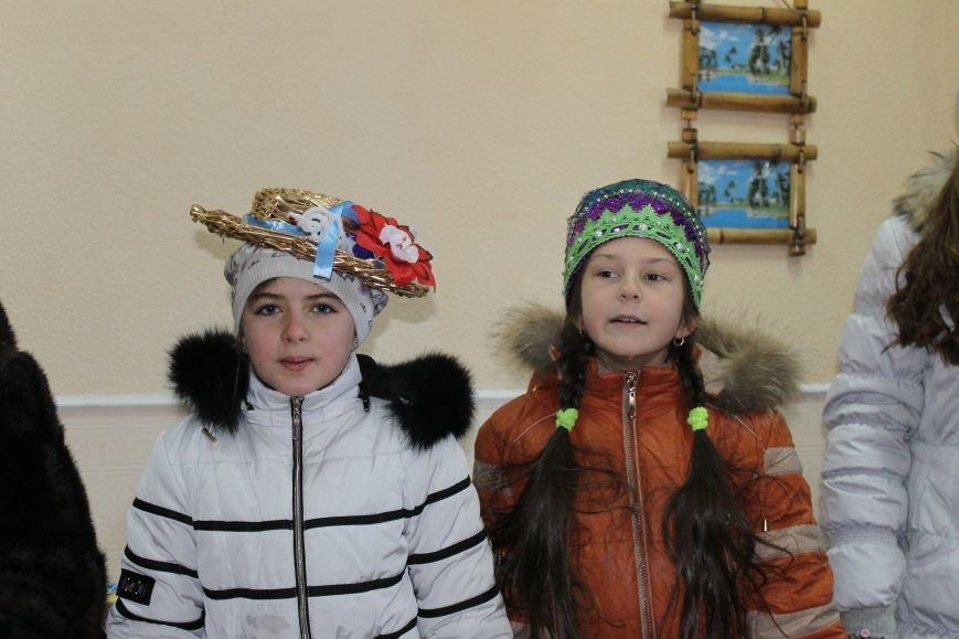 Юные колядники поздравили сайт 06239 с Рождеством (фото) - фото 3