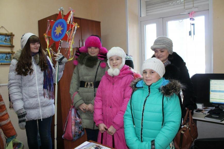 Юные колядники поздравили сайт 06239 с Рождеством (фото) - фото 2