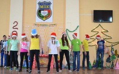 Новогодние чудеса в Макеевском политехе (фото) - фото 1