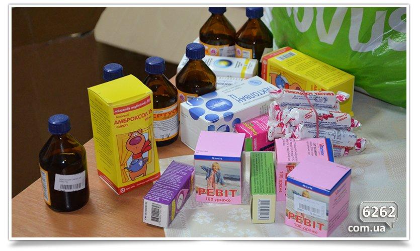 Снова гуманитарная помощь для детей в Славянске. (фото) - фото 2