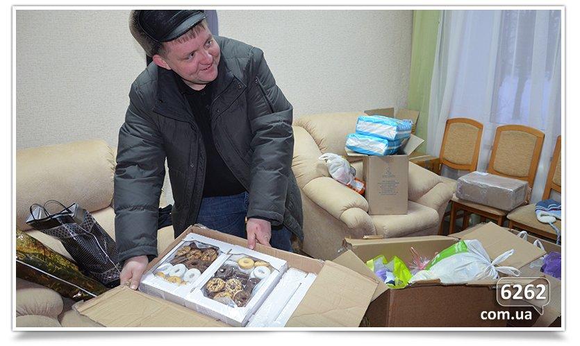Снова гуманитарная помощь для детей в Славянске. (фото) - фото 4