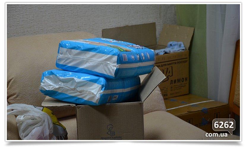 Снова гуманитарная помощь для детей в Славянске. (фото) - фото 3