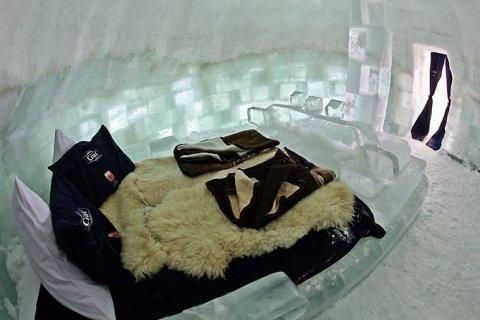 Невероятные ледяные отели (фото) (фото) - фото 5