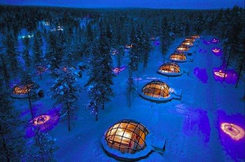 Невероятные ледяные отели (фото) (фото) - фото 2