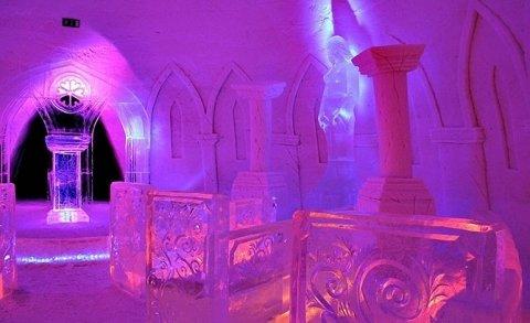 Невероятные ледяные отели (фото) (фото) - фото 4