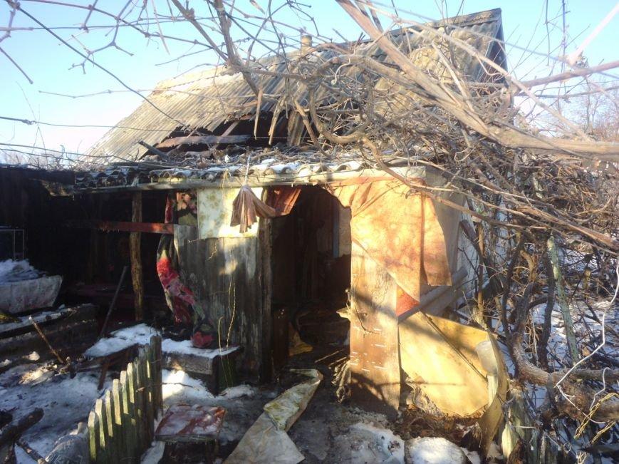 На Кировоградщине в огне погиб мужчина (фото) - фото 1