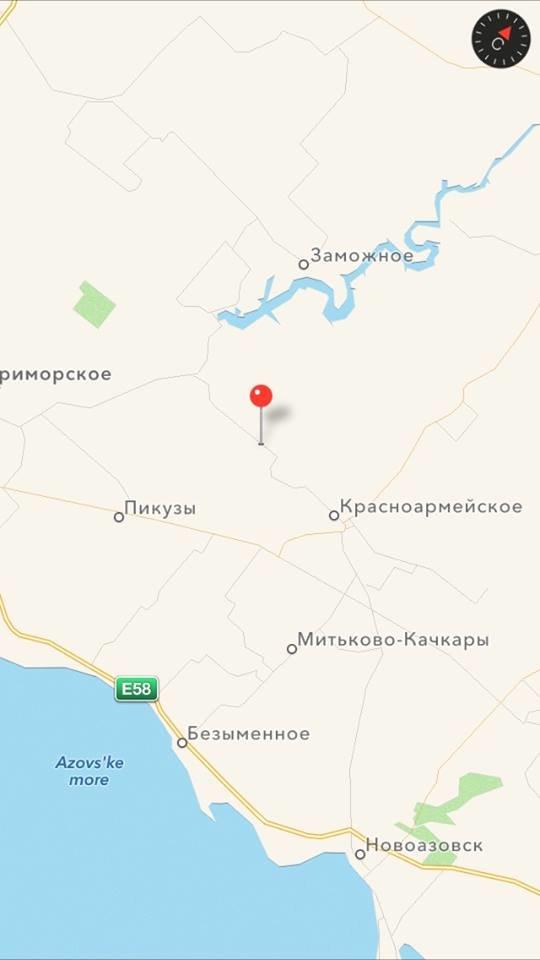 Партизаны подорвали в Новоазовске машину с боеприпасами. 40 боевиков  - Груз 200 (фото) - фото 1