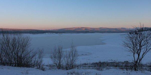 Замерзло Симферопольское водохранилище (ФОТО) (фото) - фото 3