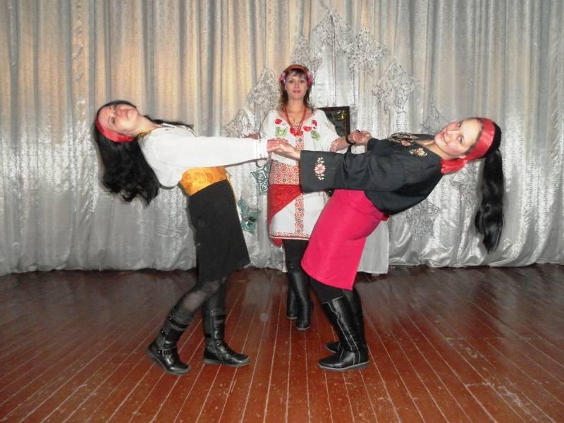 Вечера на хуторе на Днепропетровщине или как осужденные женщины Рождество встречали (фото) - фото 2
