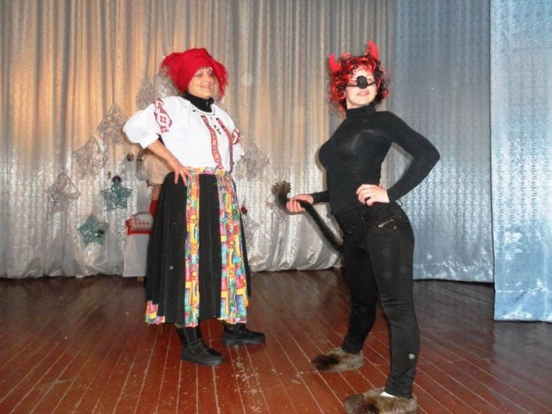 Вечера на хуторе на Днепропетровщине или как осужденные женщины Рождество встречали (фото) - фото 1