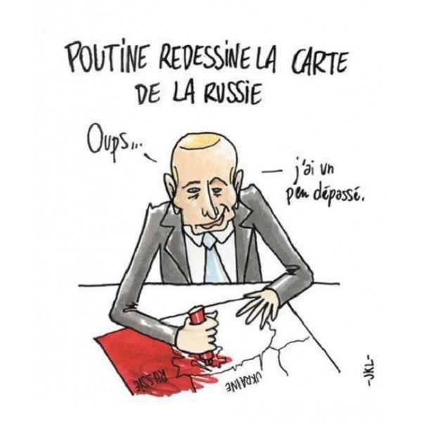 Французский «Charlie Hebdo», в редакции которого произошел теракт, высмеивал референдум в Крыму (ФОТО, ВИДЕО) (фото) - фото 2