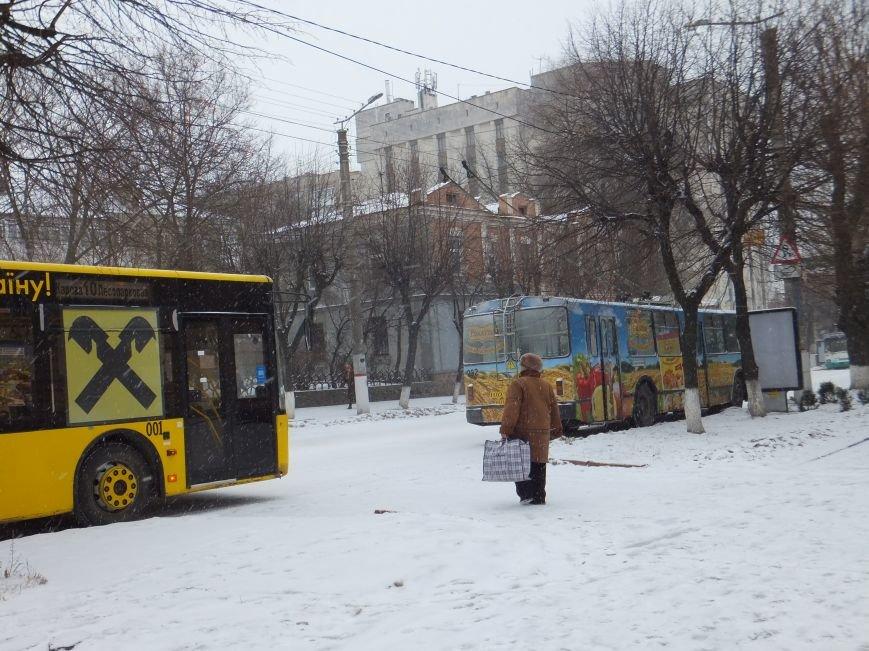 Результаты непогоды в Кировограде (фото) (фото) - фото 1