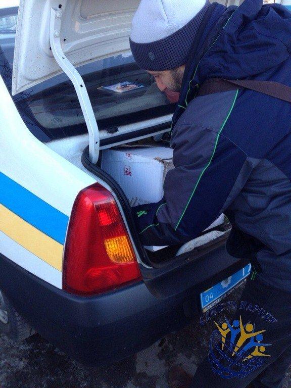 Криворожане продолжают борьбу с контрабандой из России (ФОТО, ВИДЕО) (фото) - фото 2