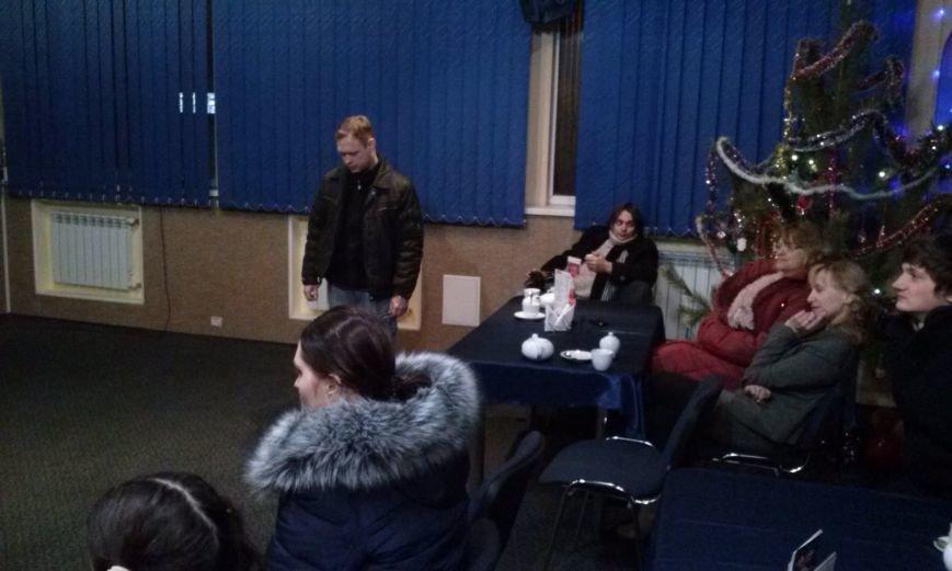 Театральный режиссер Глеб Афендик провел мастер-класс в Днепродзержинске, фото-3