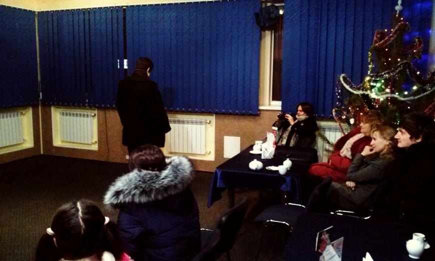 Театральный режиссер Глеб Афендик провел мастер-класс в Днепродзержинске, фото-2