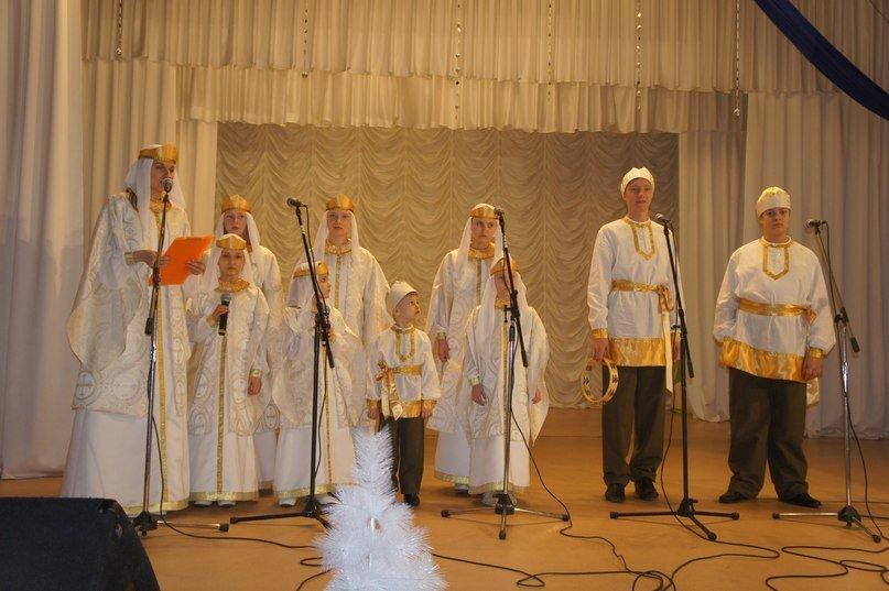 Концерт в честь Рождества Христова (фото) - фото 1