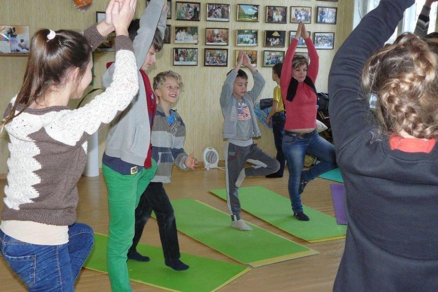 Досуг детей в Славянске проводят общественные организации (фото) - фото 3