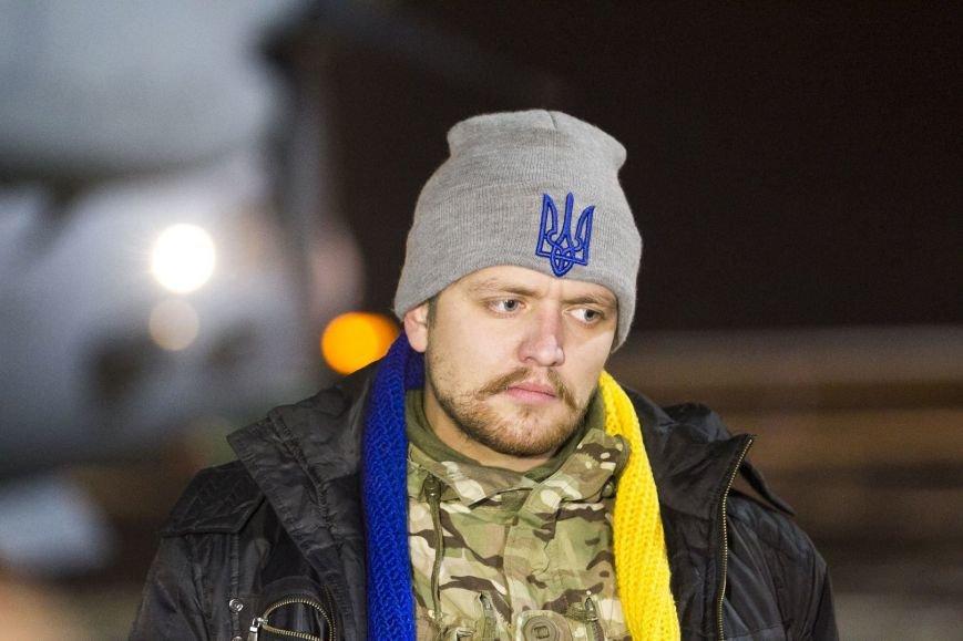Полтавець Віктор Трофименко (фото –  15min.lt)