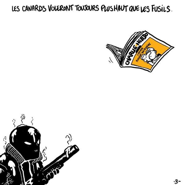 О теракте в Париже, свободе слова и Украине (фото) - фото 2