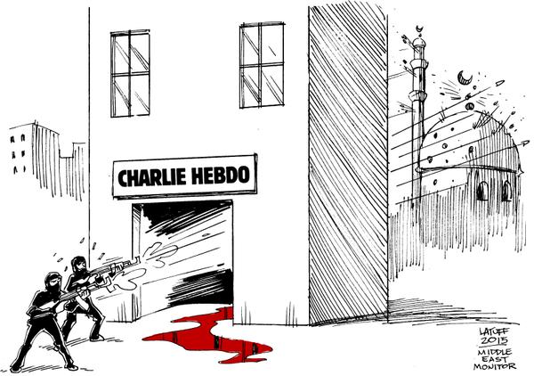 О теракте в Париже, свободе слова и Украине (фото) - фото 7