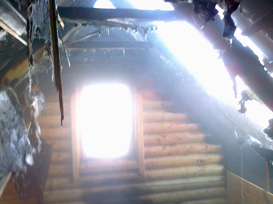 На Закарпатті у Карпатах горіла сауна (ФОТО) (фото) - фото 2
