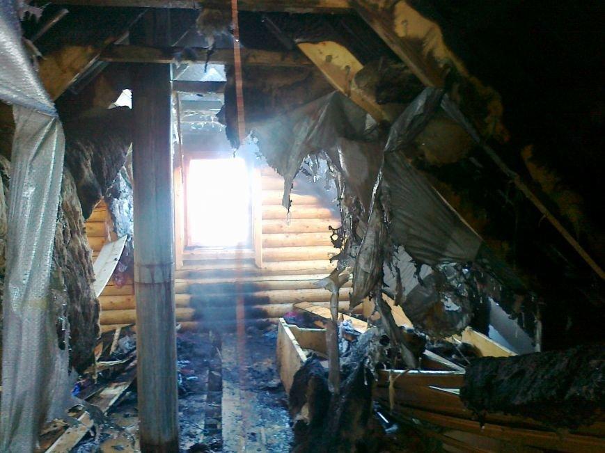 На Закарпатті у Карпатах горіла сауна (ФОТО) (фото) - фото 3