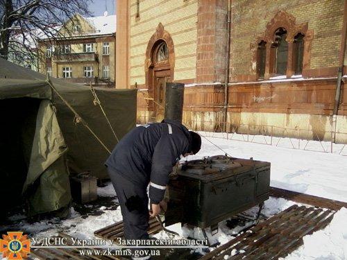 На Закарпатті працюють 36 пунктів обігріву для населення (ФОТО, АДРЕСИ) (фото) - фото 2