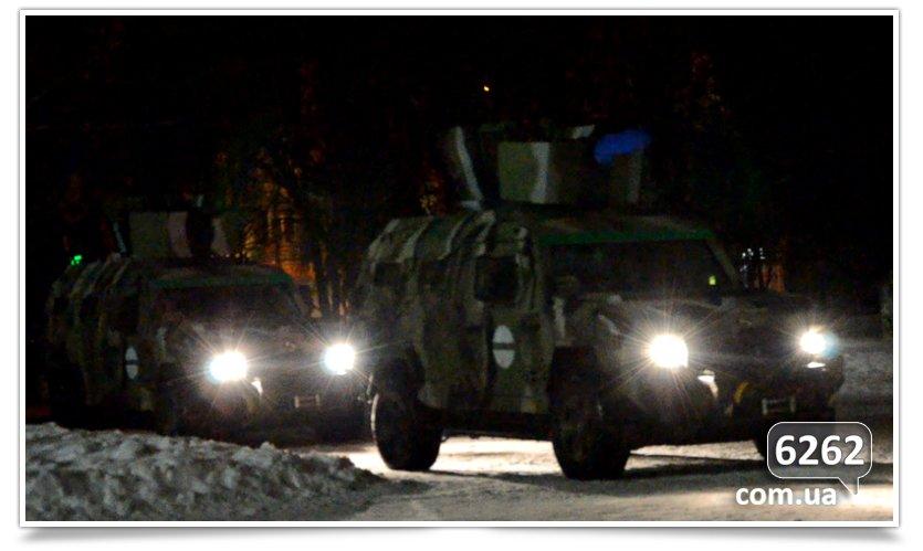 В Славянске на защиту Ленина было брошено семь единиц техники. (фото) - фото 7
