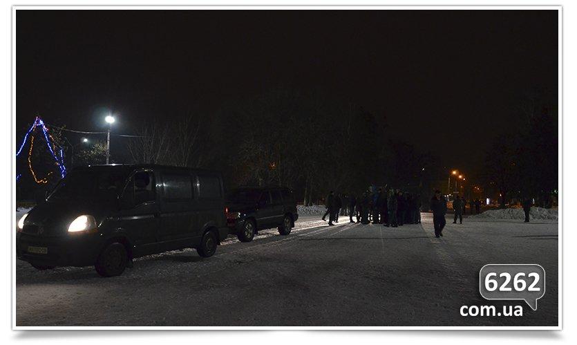В Славянске на защиту Ленина было брошено семь единиц техники. (фото) - фото 3