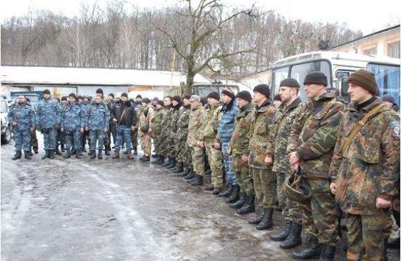 Улицы  Мариуполя будут патрулировать милиционеры  спецбатальона «Львов» (фото) - фото 1