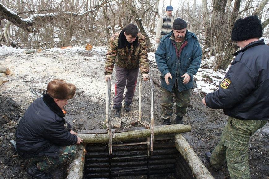 В поселке Новом реконструировали источник (фото) - фото 1